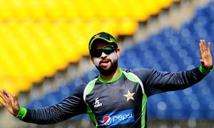 Angelina Jolie, Afridi, Ronaldo top list of Ahmad Shahzad's favourites