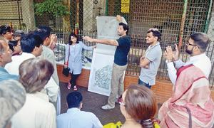 Architects team presents proposal for zoo's uplift