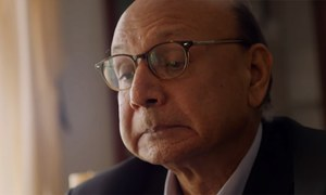 Clinton ad featuring Khizr Khan hits Trump hard; he promises an all-out effort