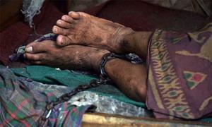 Plight of mentally ill convicts