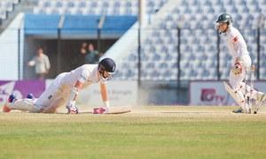 Bangladesh, England set up thrilling finish
