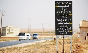 Syria's Kurds restore ancient names to Arabised towns