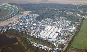 France prepares to demolish Jungle camp