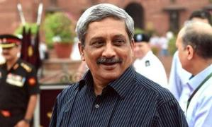 Indian defence minister says he has stopped using word 'strike'