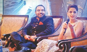 Music for Lahore Se Aagey launched