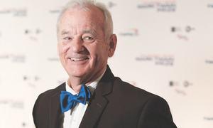 Bill Murray awarded Mark Twain Prize