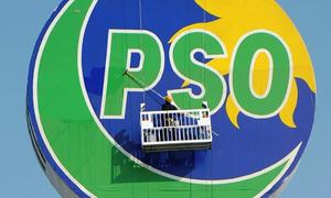 PSO first-quarter profit rises 35pc