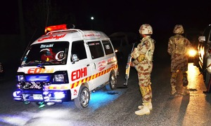 Militants storm police training academy in Quetta