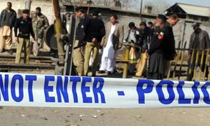 Police officer killed as polio team targeted in Peshawar IED blast