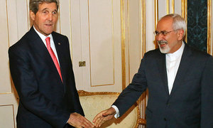 US, Iranian chief diplomats win prize for Iran nuclear deal