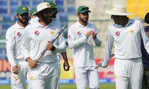 Misbah disappointed at West Indies downfall in second Test