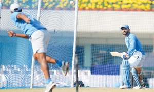 Dhoni aims to tighten screws on Black Caps in series-decider