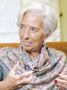 Sound bytes: Seize the moment, Lagarde tells Pakistan