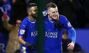 Leicester duo competing with Messi, Ronaldo for Ballon d'Or