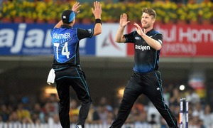 Tim Southee leads series-levelling win over India
