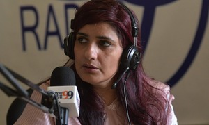 This Pakistani radio show confronts 'endemic' ogling of women