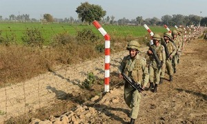 Three killed, six injured by Indian fire along Line of Control