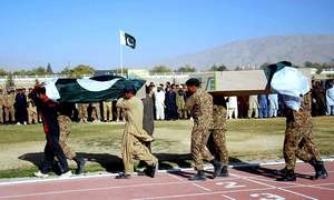 More burials for Balochistan