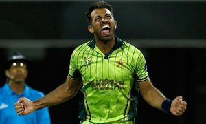Wahab Riaz still falls short of being a spearhead: Waqar