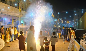 How my experience of Diwali in Karachi took me to a city I never knew