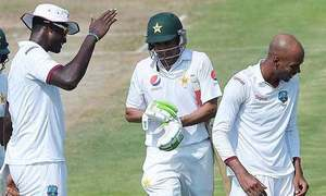 Comment: Indisciplined batting cost Pakistan the Sharjah Test