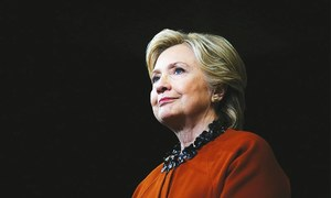 Will women save Hillary Clinton?