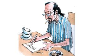 Satire: Diary of a Pakistani journalist