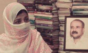 A Baloch activist's puzzling disappearance