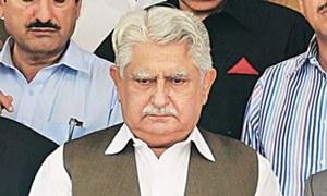 ANP leader Haji Adeel dies in Peshawar