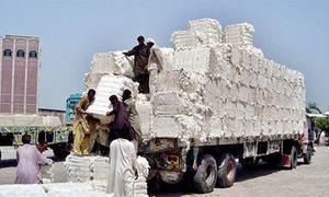 بھارت سے زرعی اشیا کی درآمد 'بند'