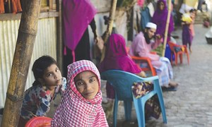 Unwanted in Bangladesh, stateless Rohingya hunt for a home