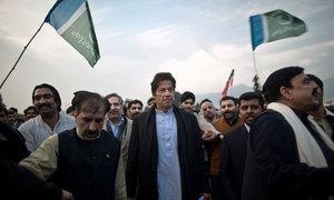 تحریک انصاف اور جماعت اسلامی کا اتحاد اختلافات کا شکار