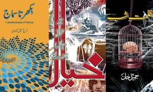 عالمی تناظر میں پاکستانی سماج کی آئینہ دار کتابیں
