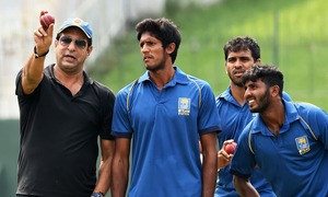 Wasim Akram says Sri Lanka has pace, needs swing