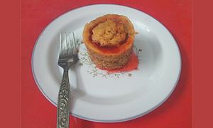 Cook-it-yourself : Carrot mug cake