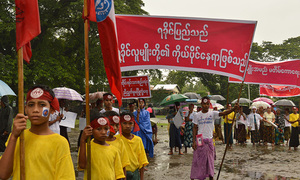 Activists reject Myanmar's new Rakhine body, call for independent probe into Rohingya abuse