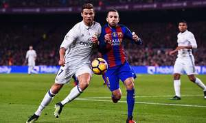 Ramos rescues Real in El Clasico