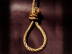 Taliban hang university student  in public