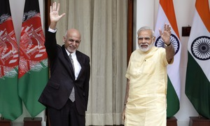 Ghani, Modi lash out at Pakistan on terrorism at Heart of Asia moot in Amritsar
