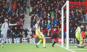 Liverpool rocked as Bournemouth win thriller
