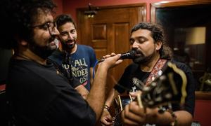 The minds and machines behind Pakistan's music industry