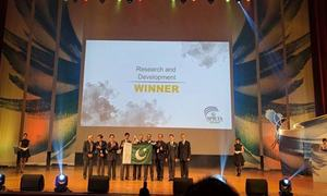 Pakistan takes the limelight at the Asia-Pacific ICT Awards 2016