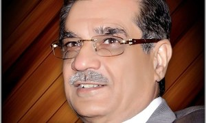 Justice Saqib Nisar to take oath as chief justice on Dec 31