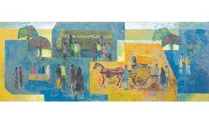 Exhibition: Colours of the modern