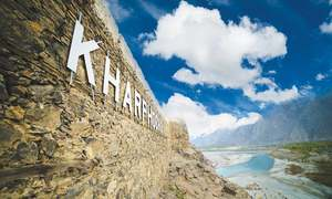 Travel: Pakistan's Little Tibet