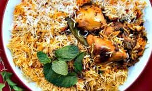 Biryani Mastani proves there's more to biryani than just chicken and beef