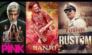 بھارتی فلموں کی نمائش کا دوبارہ آغاز