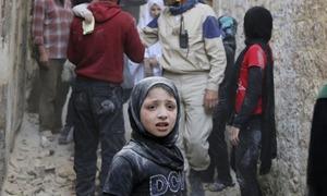 شام کی جنگ میں کیا سچ کیا جھوٹ