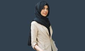 Advertising's hipster hijabi