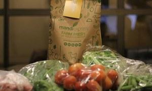 منڈی ایکسپریس: سبزی، پھل، گوشت آن لائن دستیاب